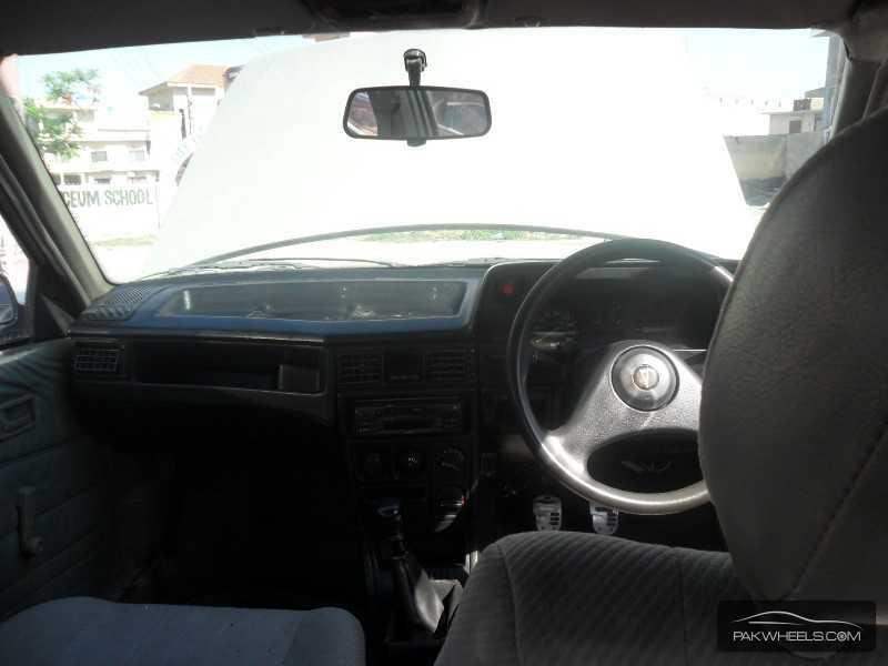 Daewoo Racer 1993 Image-5