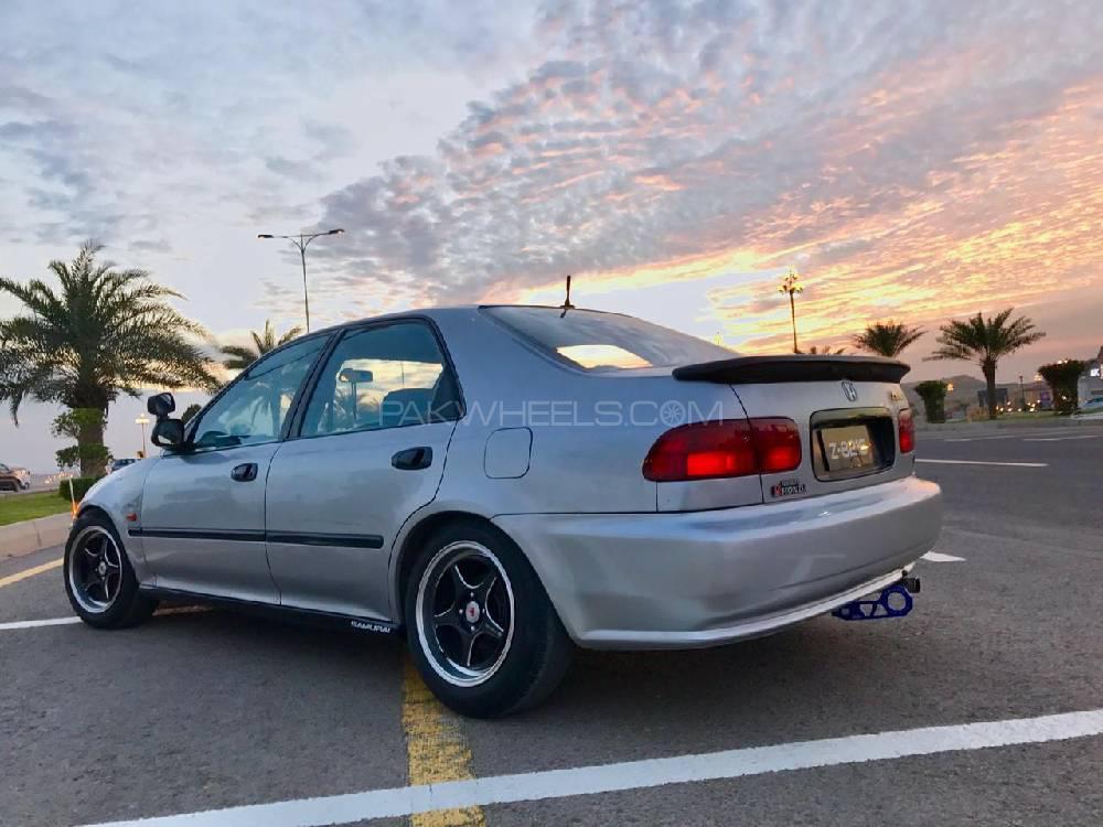 Honda Civic - 1995 EG Image-1