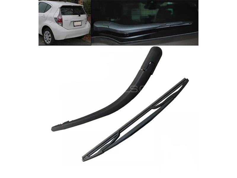 Toyota Aqua 2013-2020 Rear Windshield Wiper Blade Image-1