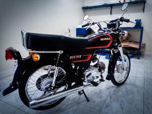 Honda CD 70 - 1986