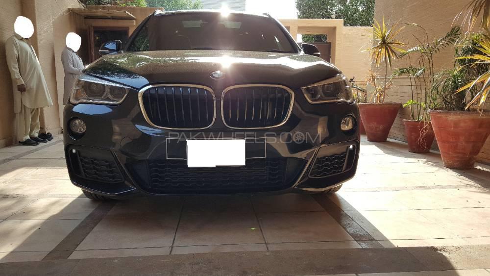 BMW X1 - 2018  Image-1