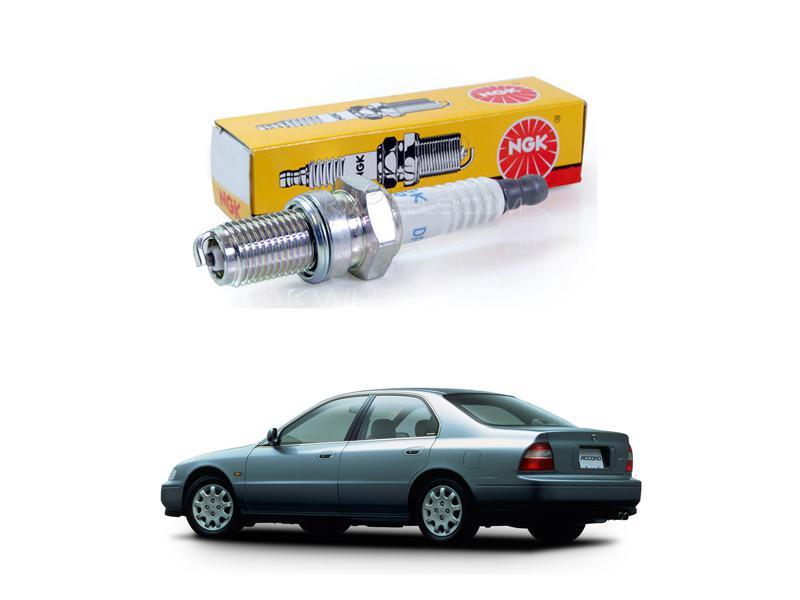 Honda Accord 1993-1997 Ngk Spark Plugs Bkr6ey-11 in Lahore
