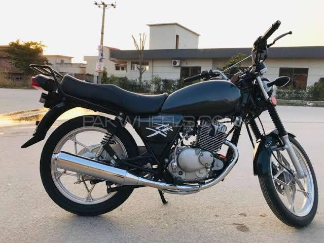 Suzuki GS 150 - 2005  Image-1