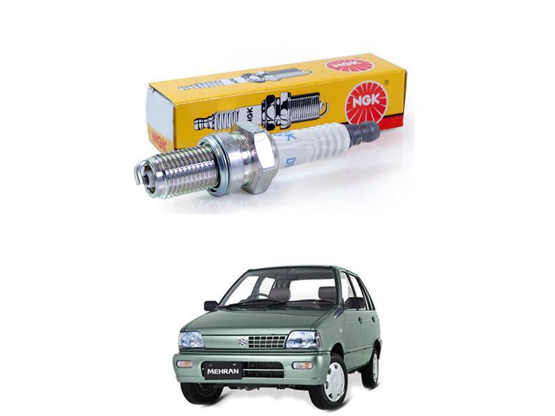 Suzuki Mehran Ngk Spark Plugs Bp6ey Image-1