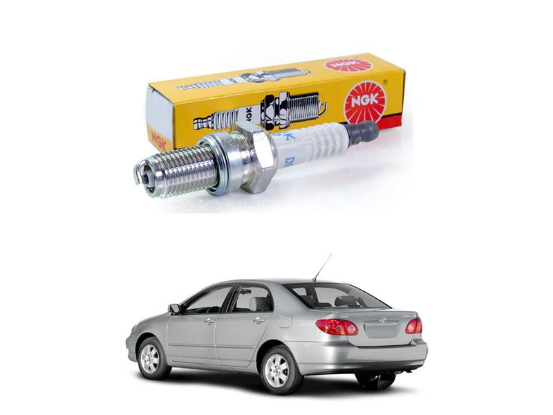 Toyota Corolla 2003-2008 Ngk Spark Plugs Bkr6ey-11 in Lahore