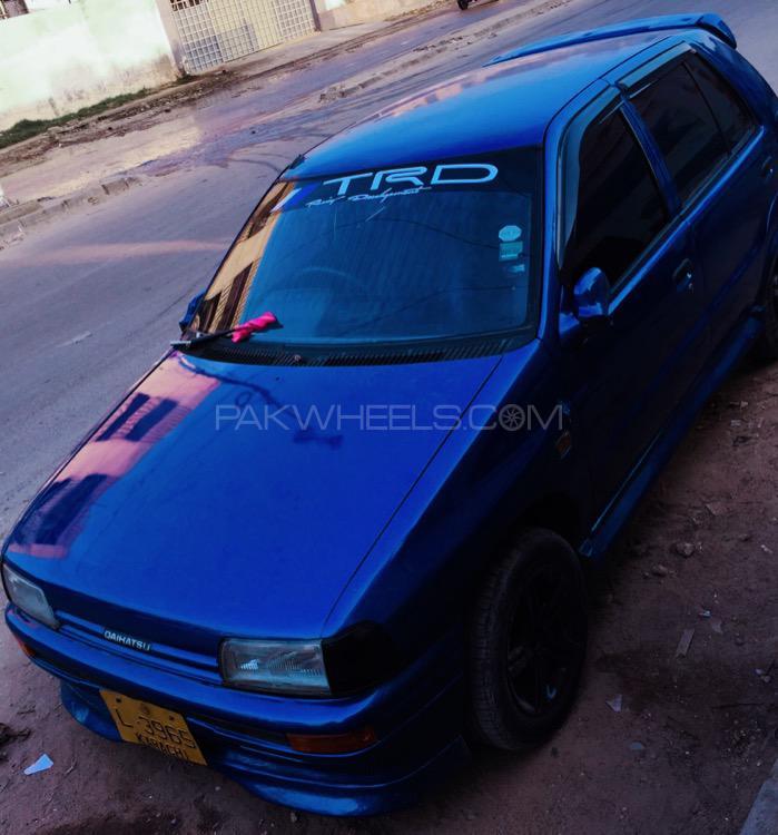 Daihatsu Charade - 1988  Image-1