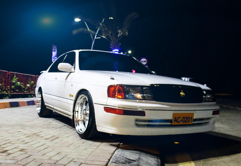 Toyota Crown - 1991  Image-1