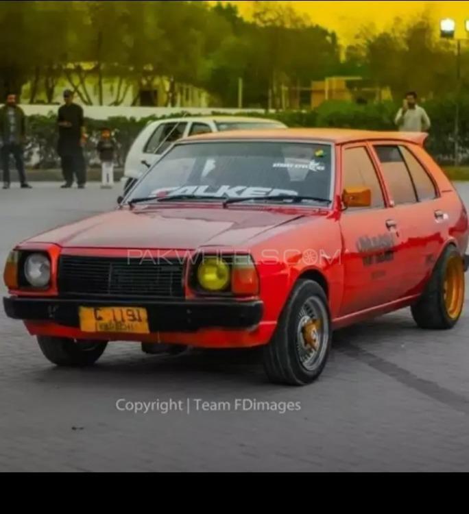 Mazda 323 - 1979  Image-1