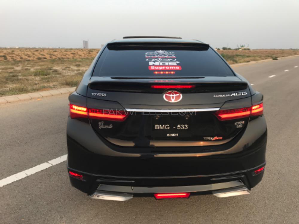 Toyota Corolla - 2017  Image-1