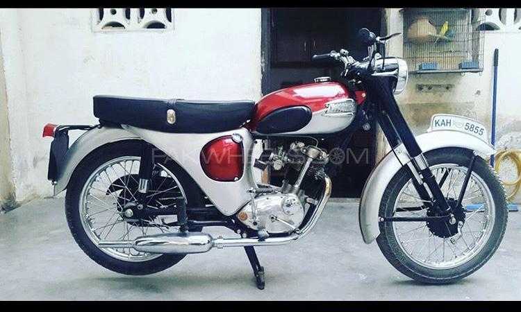 Triumph Tiger - 1963  Image-1