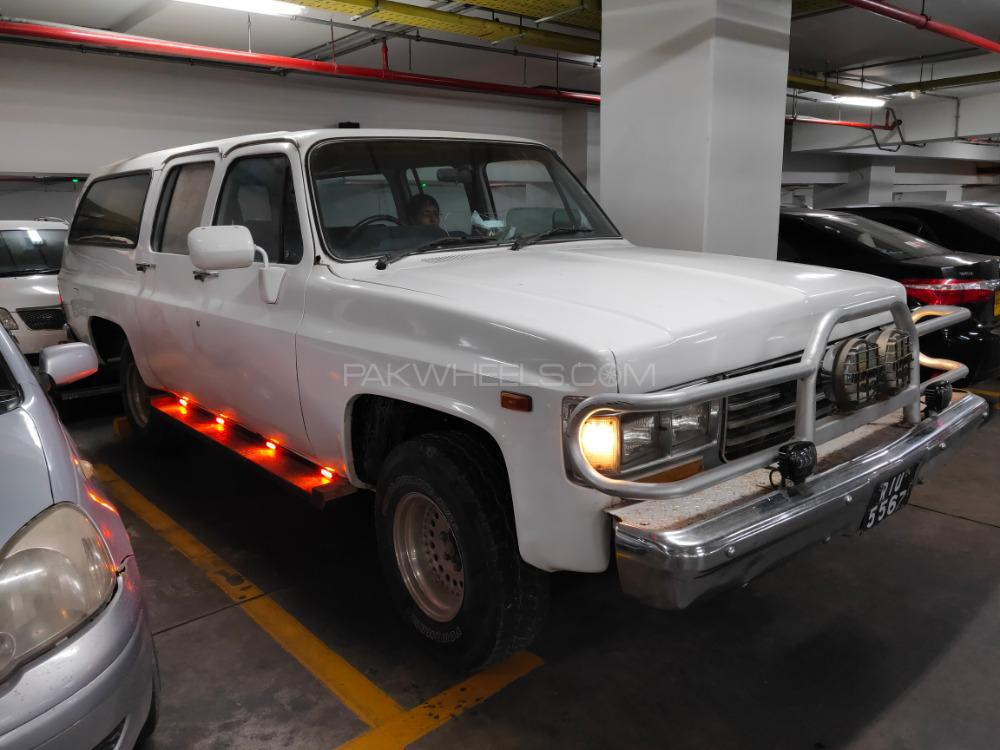 Chevrolet Other - 1986  Image-1