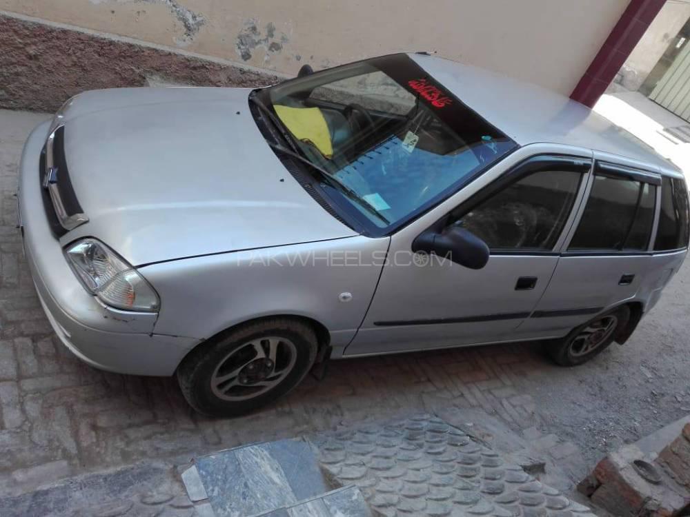 Suzuki Cultus Vxr 2003 For Sale In Toba Tek Singh
