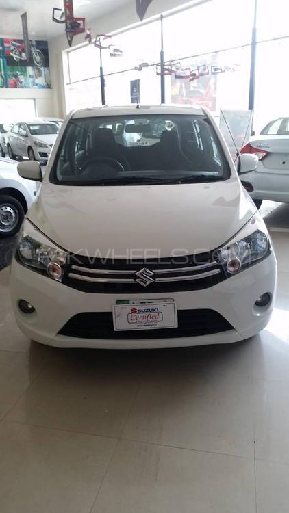 Suzuki Cultus VXL 2018 Image-1