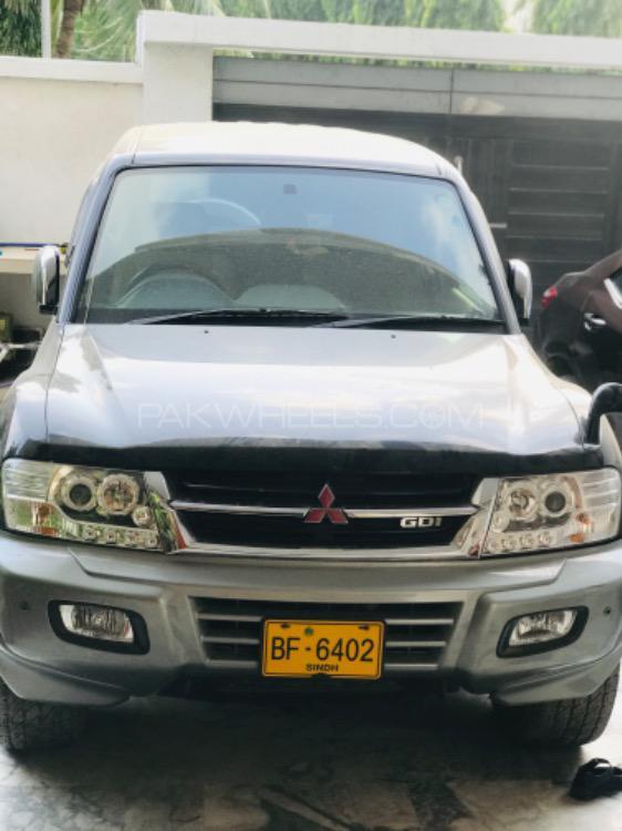 Mitsubishi Pajero - 2003  Image-1