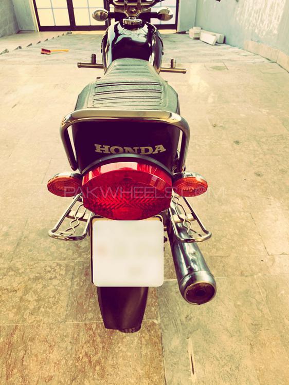 Honda CG 125 - 2009 C.G Image-1