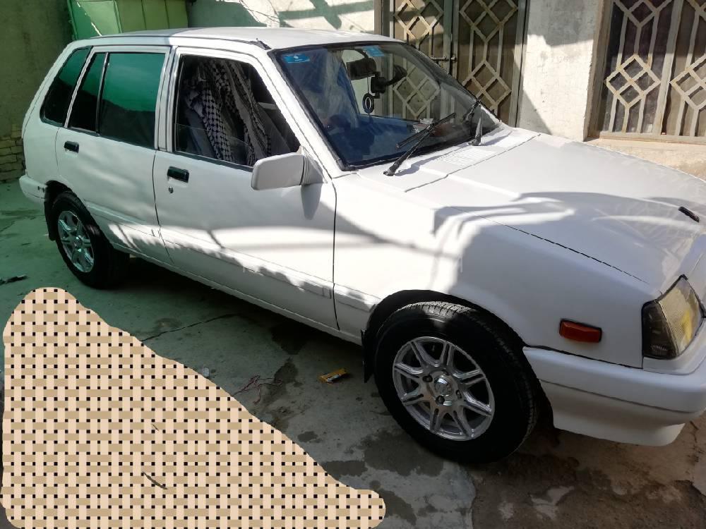 Suzuki Khyber - 1997 Cheetah ???? Image-1