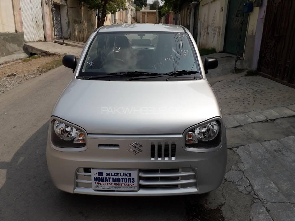 Suzuki Alto - 2019 alto Image-1