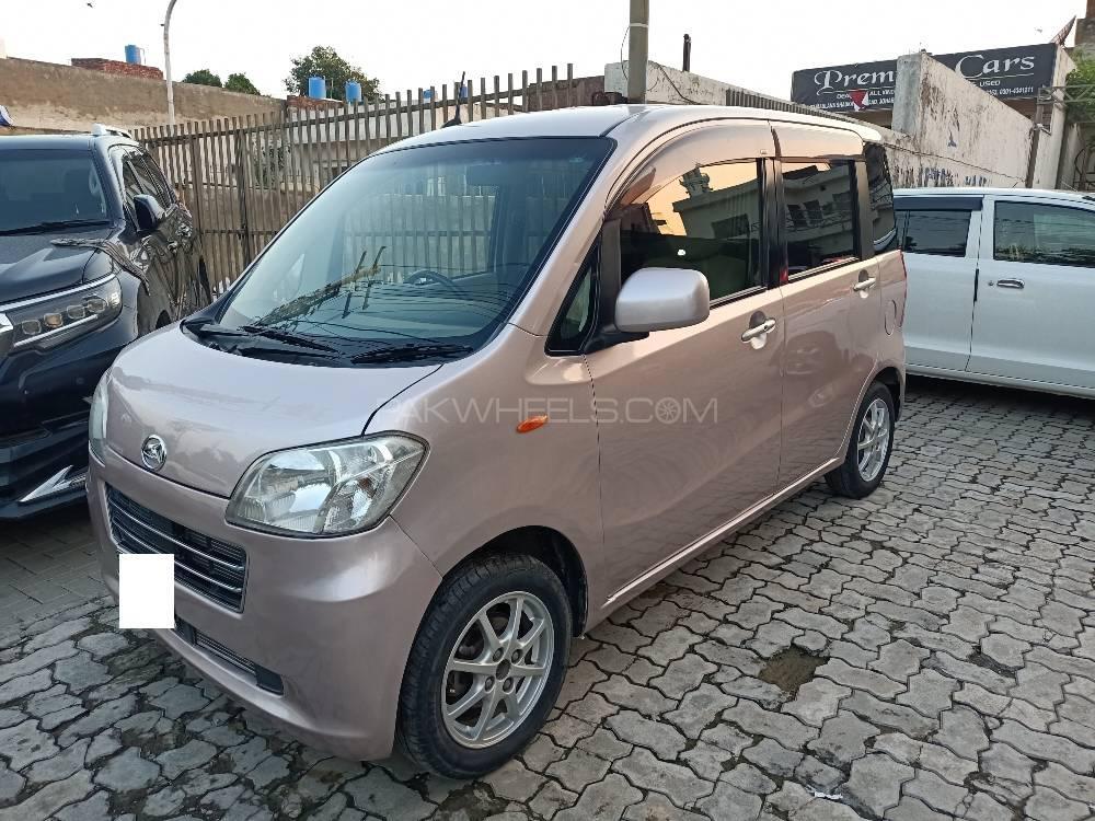 Daihatsu Tanto Custom X Limited SA III 2014 Image-1