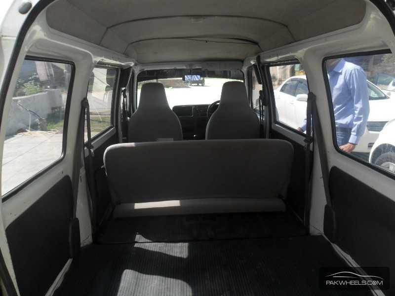 Subaru Sambar Dias 2007 Image-4