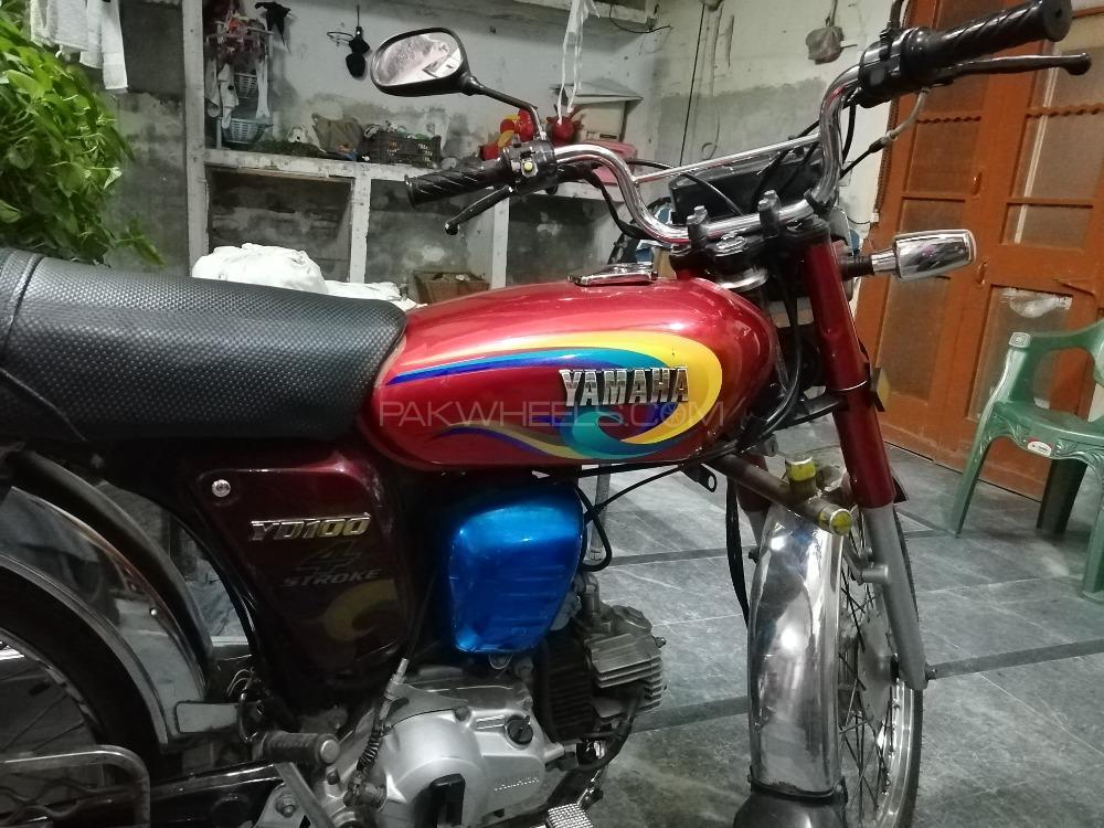 Yamaha 4 YD 100 - 2007  Image-1