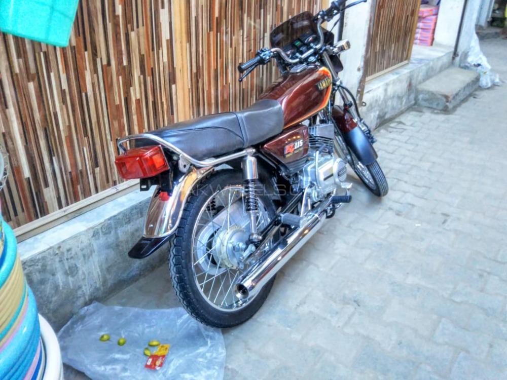 Yamaha RX 115 - 1983  Image-1
