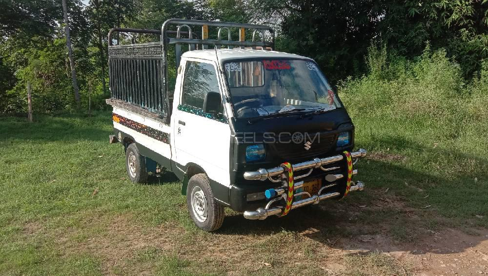 Suzuki Ravi Euro ll 2013 Image-1