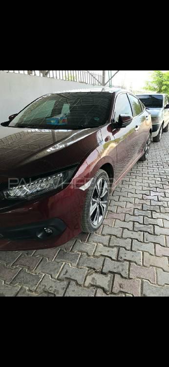 Honda Civic 1.5 RS Turbo 2019 Image-1