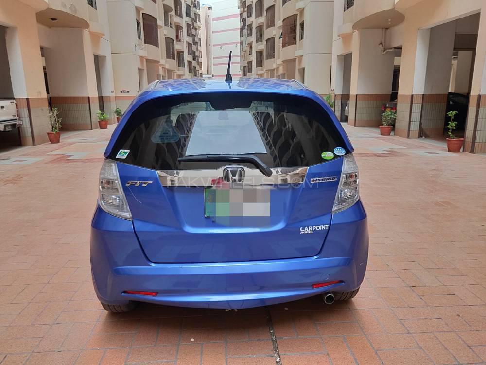 Honda Fit 1.5 Hybrid Smart Selection 2012 Image-1