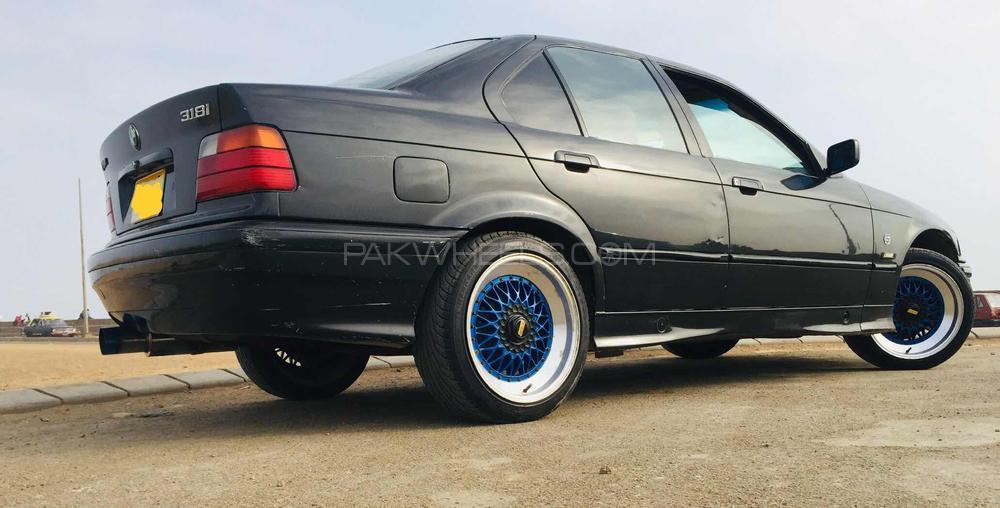 BMW 3 Series - 1992 Beast 316i Image-1