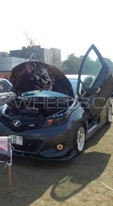 Toyota Vitz - 2015  Image-1