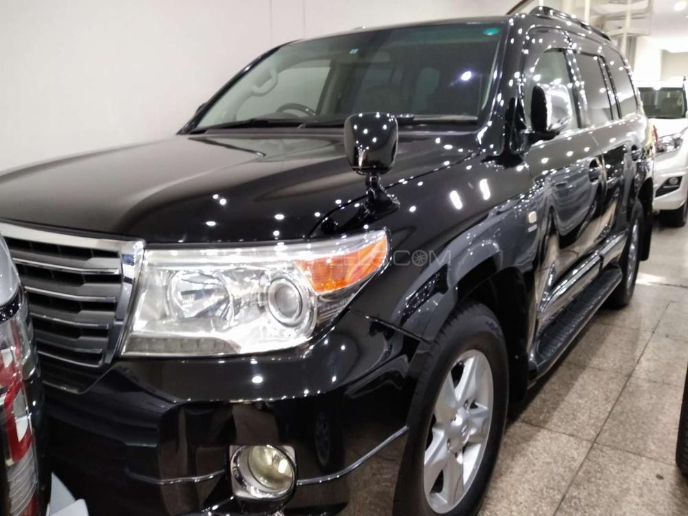 Toyota Land Cruiser AX G Selection 2009 Image-1