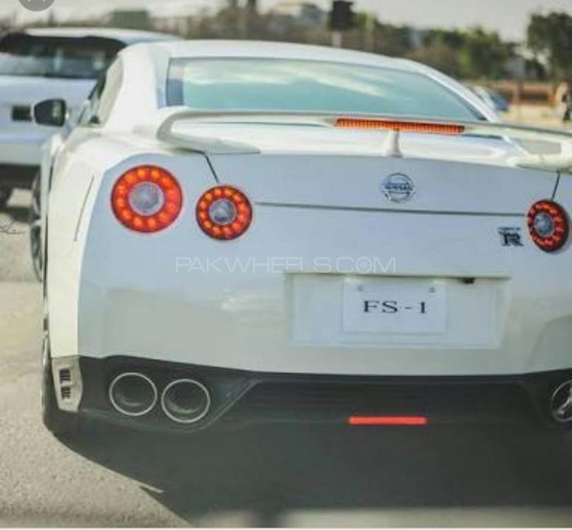 Nissan GT-R - 2017  Image-1