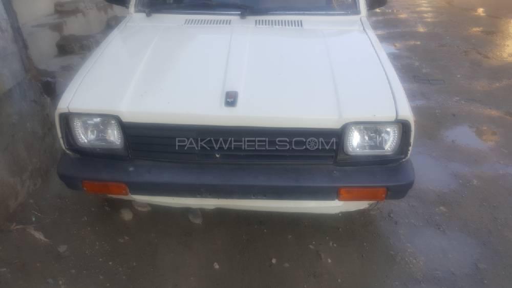 Suzuki FX GA 1988 Image-1