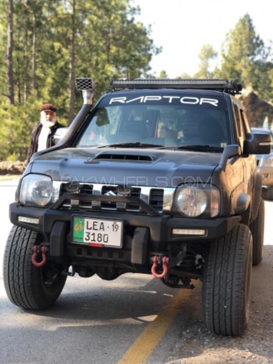 Suzuki Jimny - 2014  Image-1