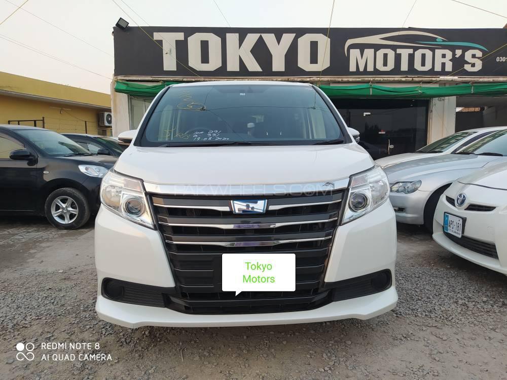 Toyota Noah S 2015 Image-1