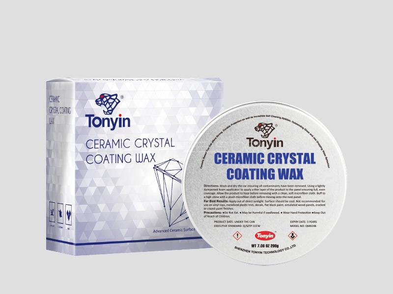 Tonyin Car Care Ceramic Crystal Coating Wax 200g Image-1