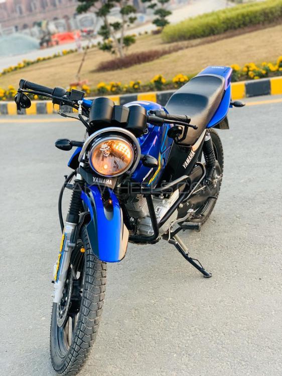 Yamaha YBR 125G - 2019  Image-1