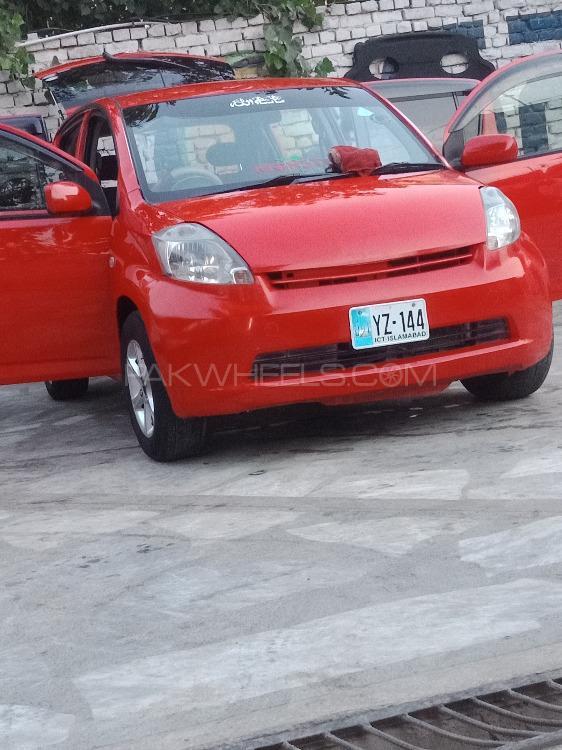 Toyota Passo X Irodori 2005 Image-1