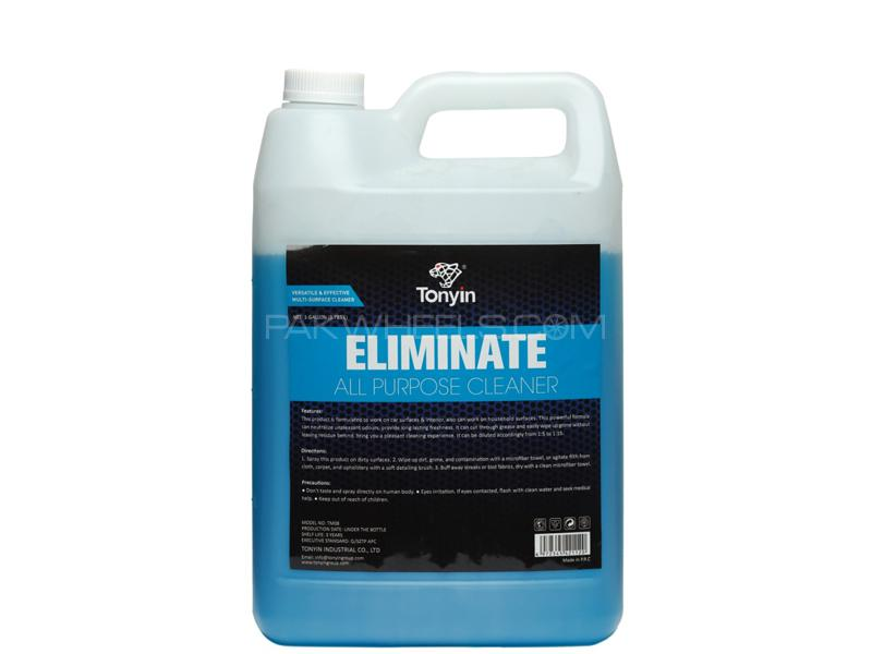 Tonyin Car Care Eliminate All Purpose Cleaner Gallon 3.785L Image-1