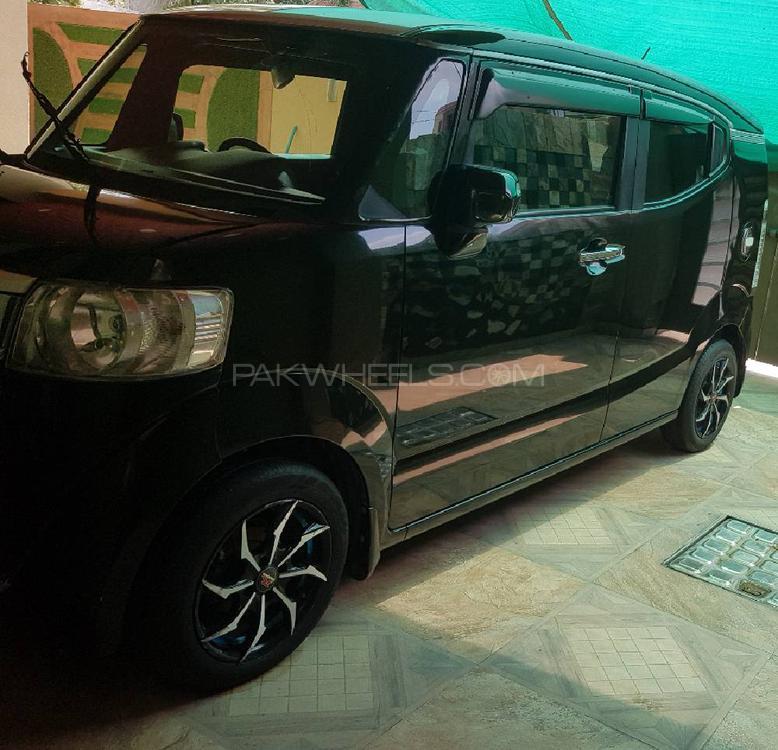 Honda N Box Slash G 2015 Image-1