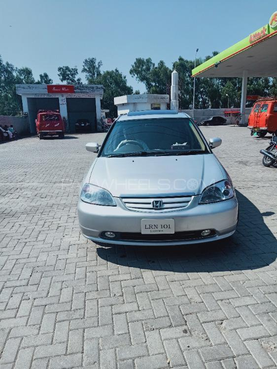Honda Civic 2003 Image-1