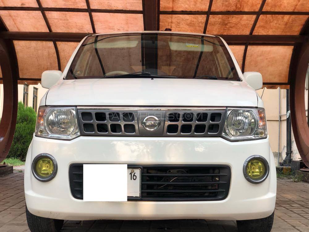Nissan Otti 2011 Image-1