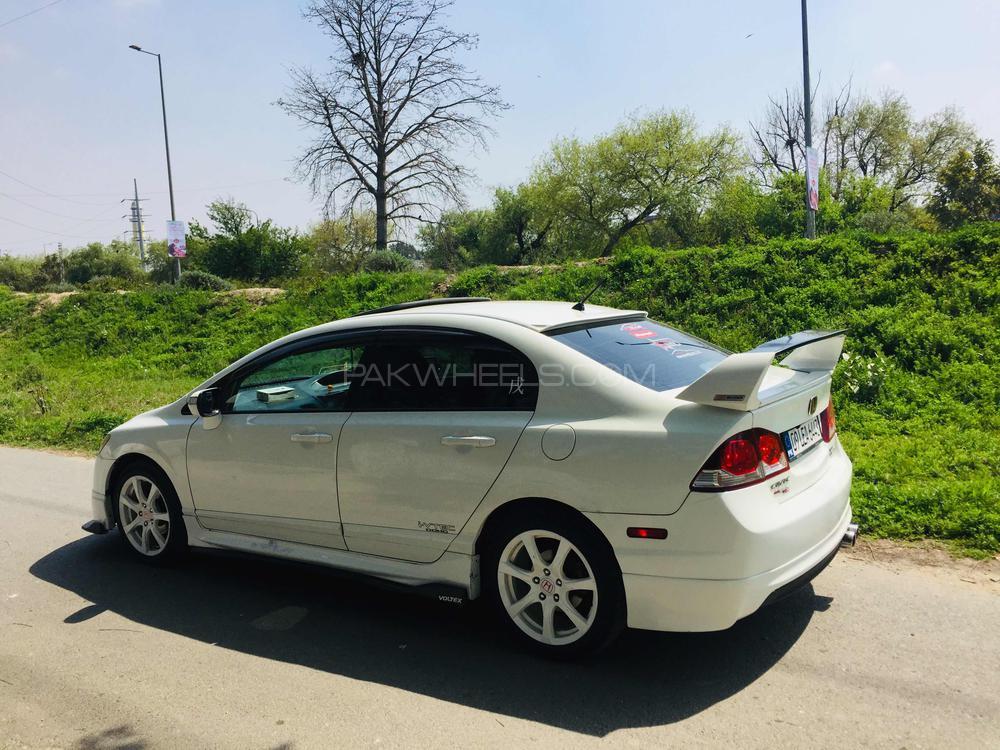 Honda Civic - 2009 Snow White Image-1