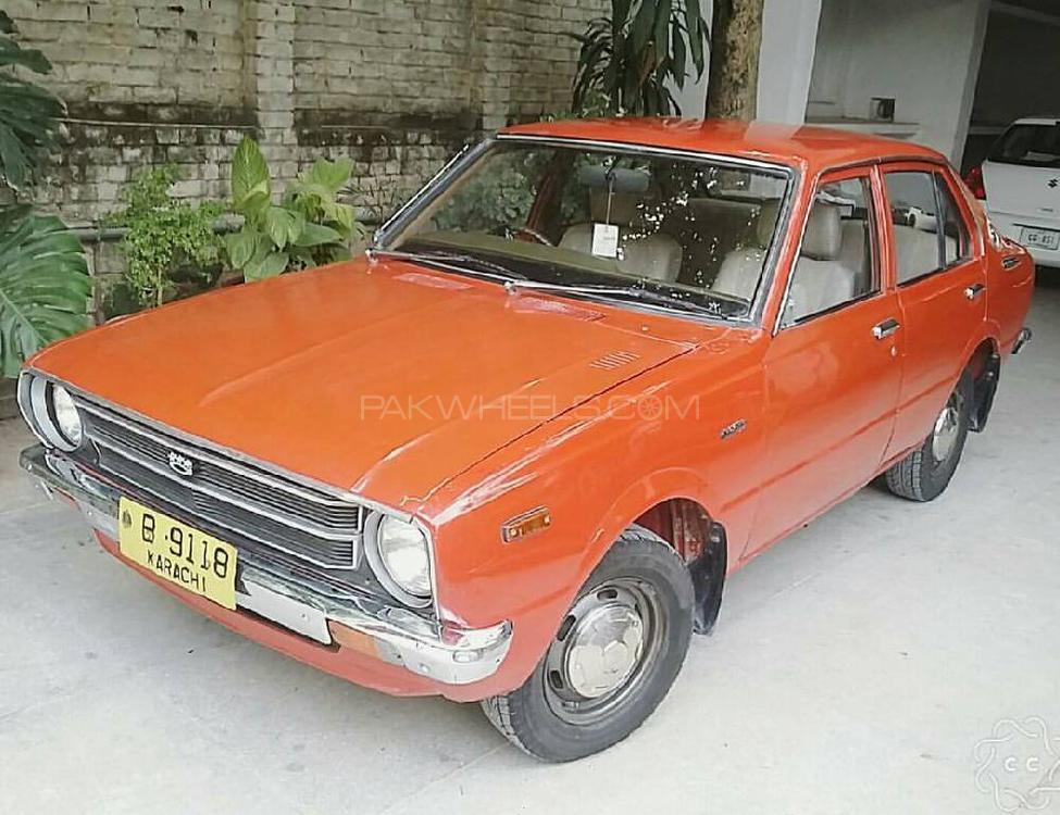 Toyota Corolla - 1978 Corolla Image-1