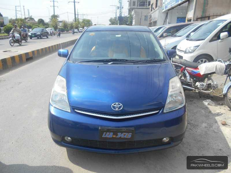 used toyota prius 2007 car for sale in lahore 830620 pakwheels. Black Bedroom Furniture Sets. Home Design Ideas