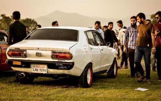 Datsun 120 Y - 1976 ali Image-1