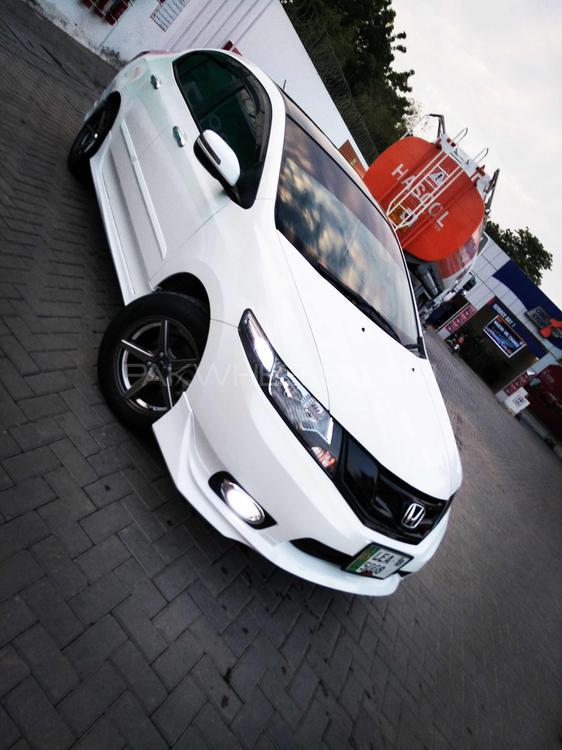 Honda City - 2018 Buggy Image-1
