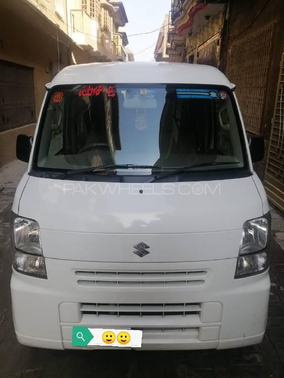 Suzuki Every 2012 Image-1