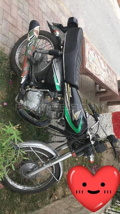 Honda CG 125 - 2013 Knight Rider Image-1