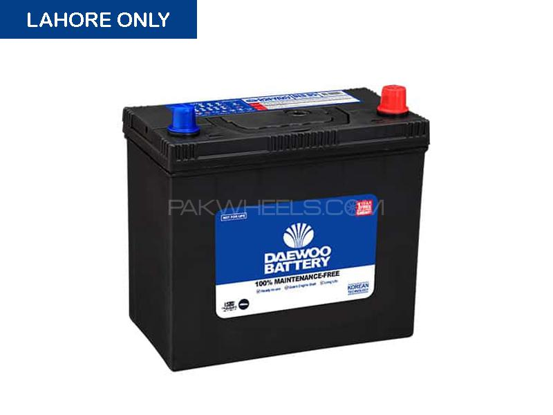 DLS-65 Daewoo Maintenance Free Battery 45 Amp in Lahore